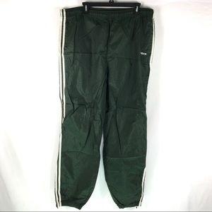 Vintage Adidas Track Trefoil Pants Mens Size XL